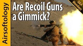 Do Electric Blowback Airsoft Guns Suck? | Airsoftology Mondays