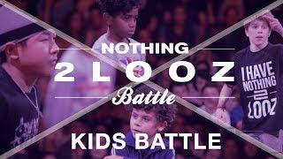 Nothing 2 Looz 2014 | Kids Battle | Leelou , Shigekix ,Eudes , Mat