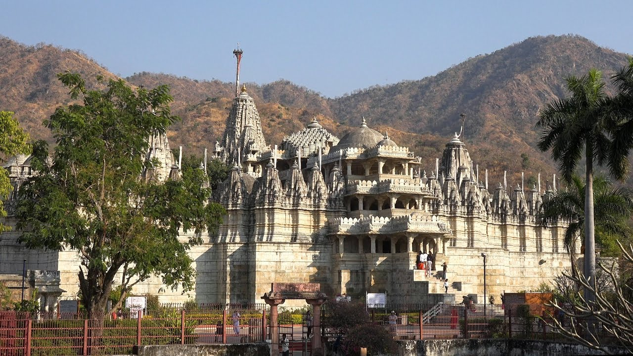 Image result for ranakpur jain temple