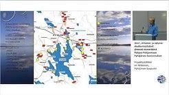 Järvi , virtavesi  ja valuma aluekunnostukset yhdessä - Ari Mikkonen (Pyhäjärven kaupunki)