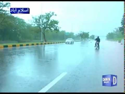 Beauty of Islamabad after rain