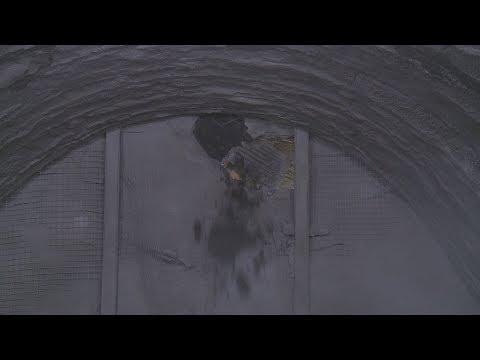 kerchnettv: Керчь: сбойка железнодорожного тоннеля