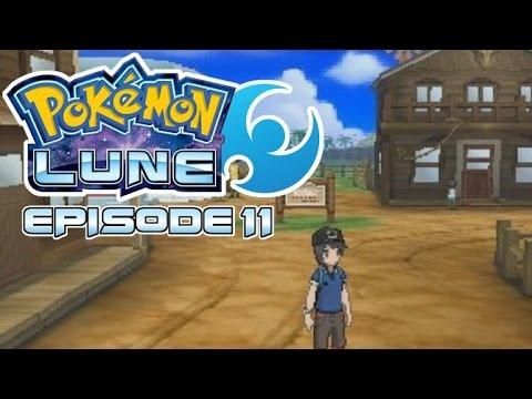 POKÉMON LUNE #11 | Le Ranch Pokémon - Let's Play français