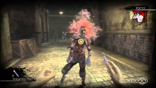 GameSpot Reviews - Rise of Nightmares (Xbox 360, Kinect)(Rise of Nightmares has Carolyn hacking and slashing her way through this Kinect review., 2011-09-07T02:54:40.000Z)