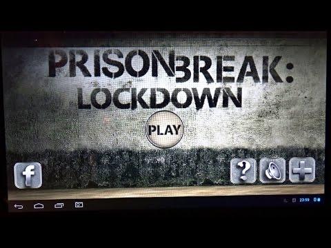 Prison Break Lockdown [Walkthrough]