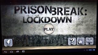 Prison Break Lockdown [Walkthrough]