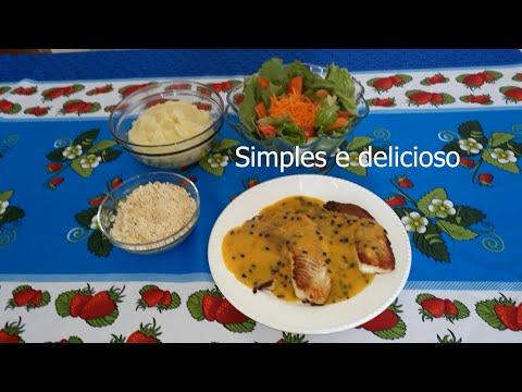 SALMAO AO MOLHO DE MARACUJA from YouTube · Duration:  10 minutes 20 seconds