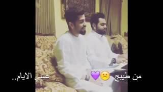 محمد الشحي وانا