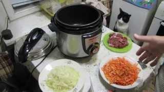 Плов в мультиварке / Pilaf in Multicooker