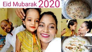 Eid 2020 🤗 Eid Mubarak | Indian Eid Celebration Vlog | Naziya Shaikh Indian Vlogger