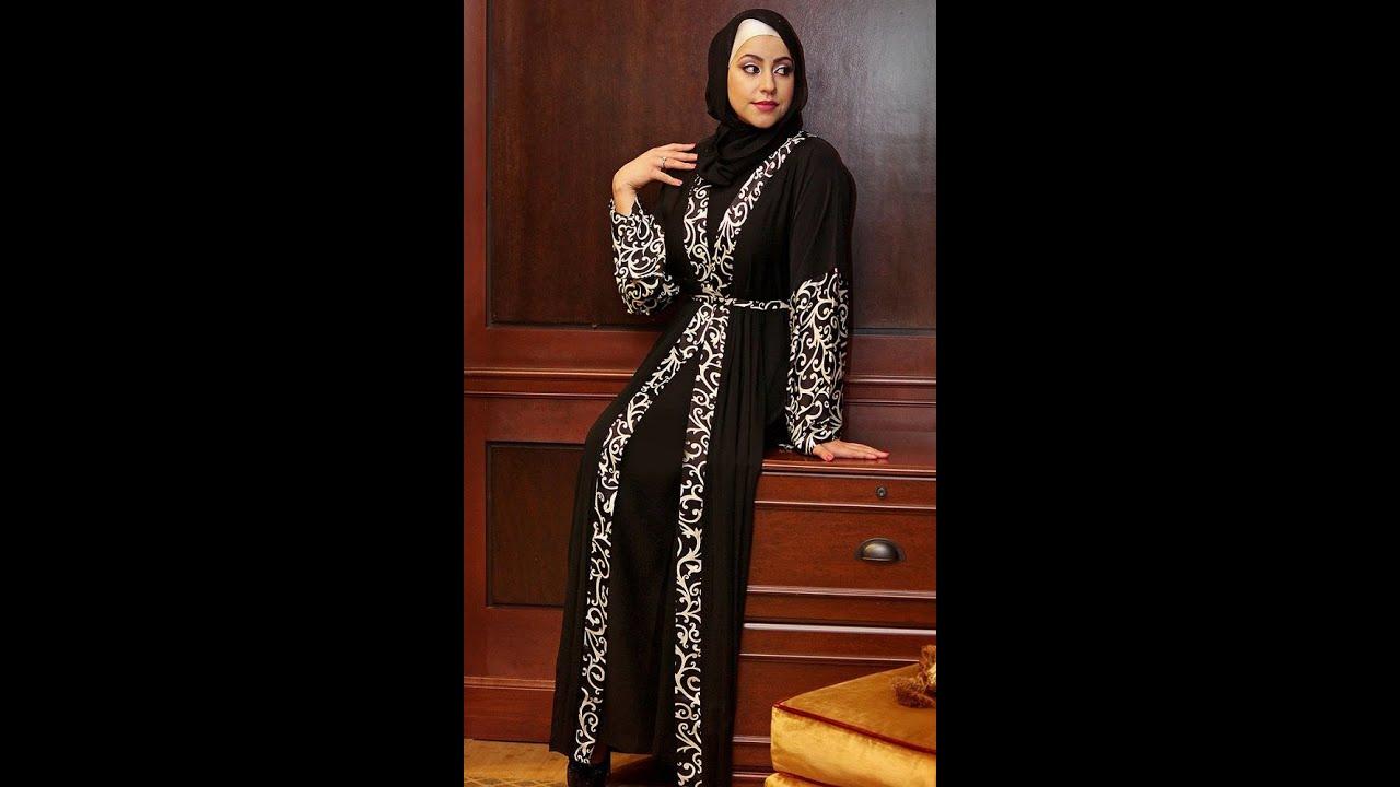 Abaya Designs 2016 New Burka Fashion Youtube