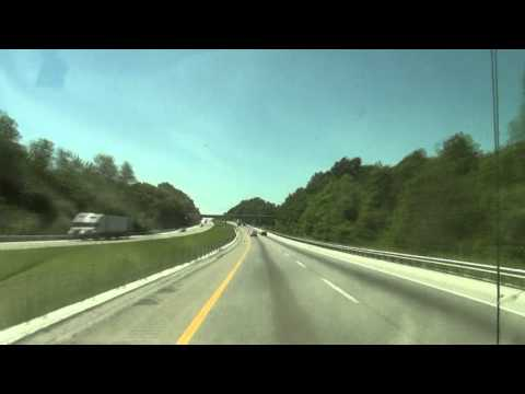 I-75 South: Kentucky to Tennessee