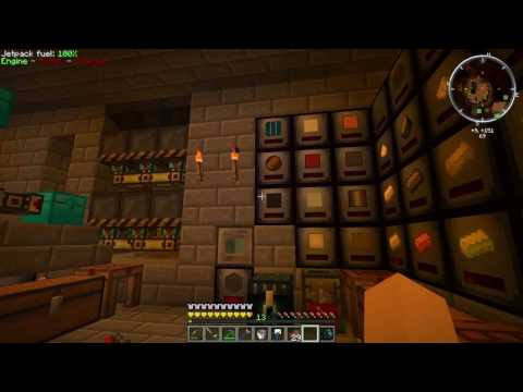 Minecraft Space Chickens – S3E54 – Bloody Moon