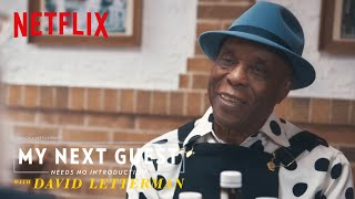Buddy Guy on the Blues | My Next Guest Needs No Introduction with David Letterman | Netflix