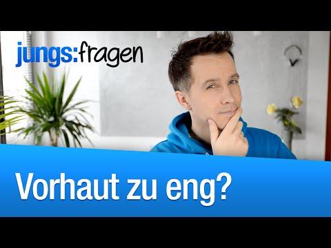 Vorhaut zu eng? (Phimose) | jungsfragen.de