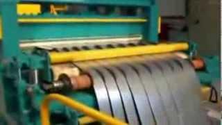 Оборудование для продольной резки металла(Наше предприятие производит автоматические линии продольного роспуска металла на штрипс. Станок обрабаты..., 2013-06-14T10:48:43.000Z)