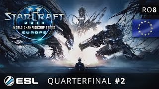 VortiX vs. jjakji - Quarterfinal Ro8 - WCS Europe 2014 Season 1 - StarCraft 2