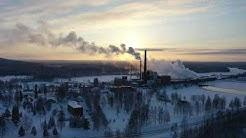 Mänttä-Vilppulan talvi 2019