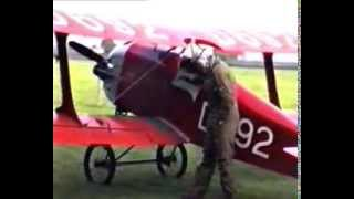 Best Homebuilt Aircraft! Flitzer  All Wood Modern Design Biplane From Lynn William.