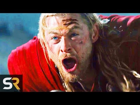 Huge Avengers 4 Theory Confirmed By Thor: The Dark World