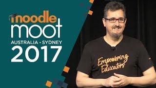 Empowering Educators | Martin Dougiamas | #MootAU17