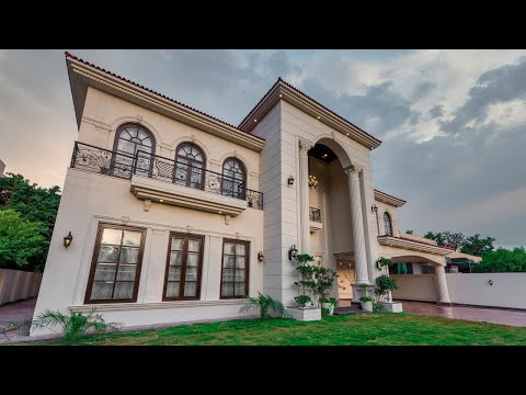 2 Kanal Project by Gourmet Homes Sector A Phase 1 DHA, Lahore - Pakistan