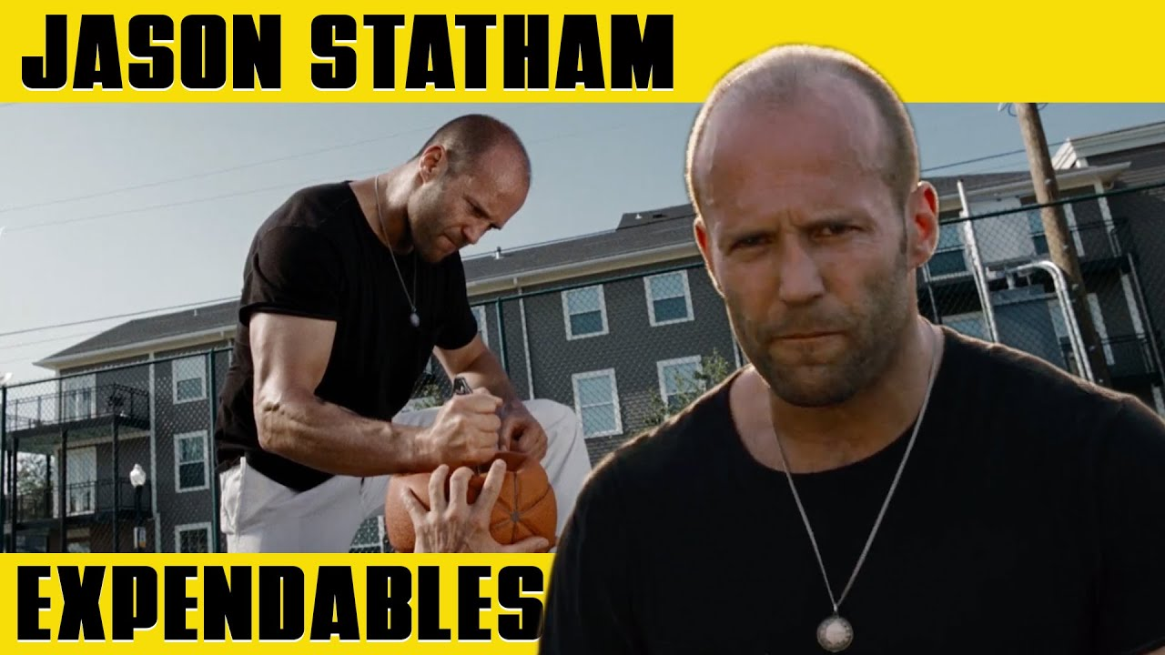 Download JASON STATHAM Street Beatdown   THE EXPENDABLES (2010)