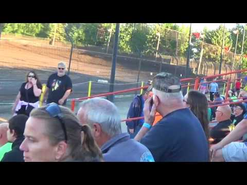 Sycamore Speedway Hornets Qualifying Fast Time 7/29/17