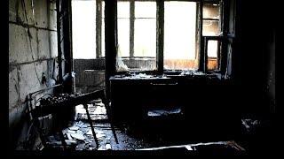 Брест, пожар в квартире на Партизанском проспекте