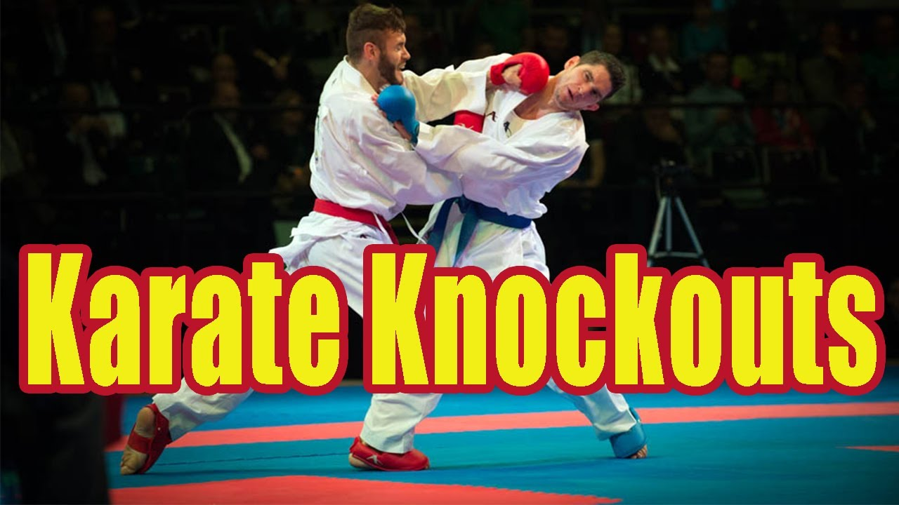 Best karate Knockouts (WKF)