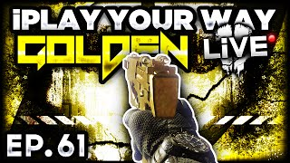 cod ghosts golden class iplay your way ep 61 call of duty ghost multiplayer gameplay