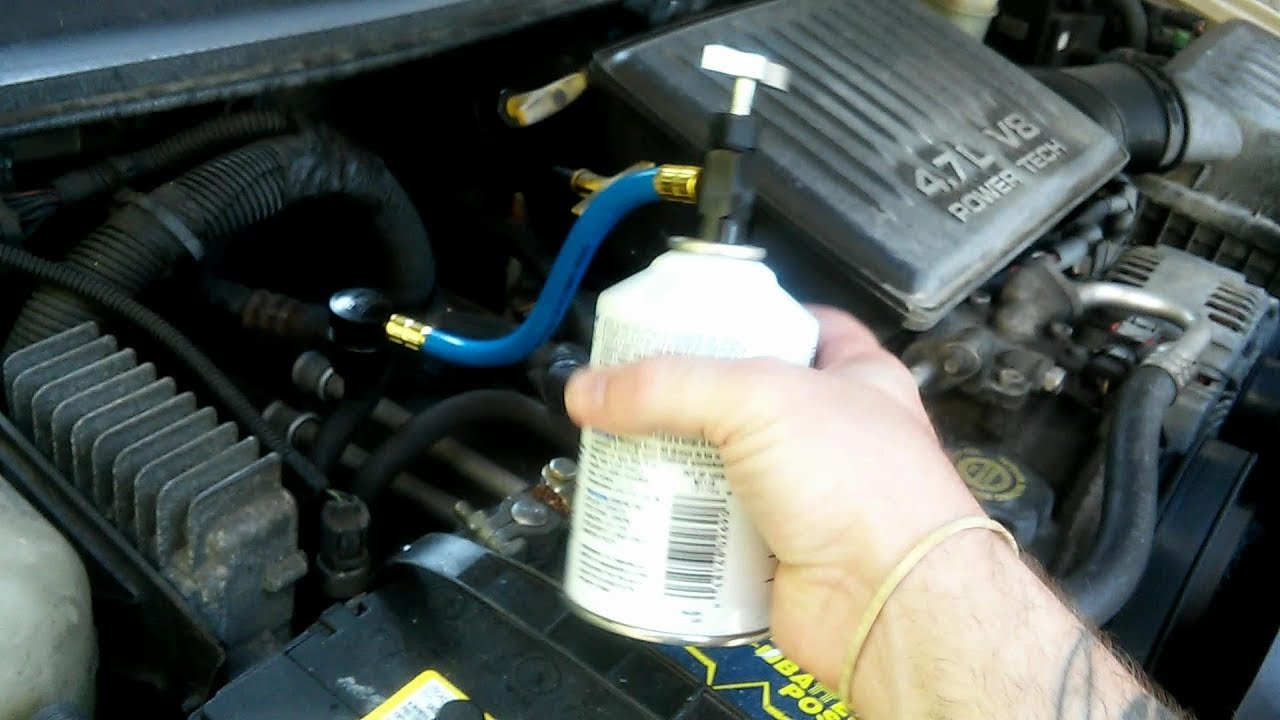 Home Air Conditioner Antifreeze