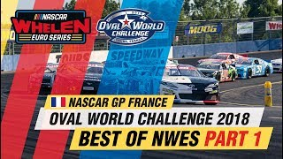Best Of NWES TV Show Tours Speedway 2018 | Part 1/2