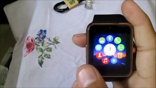 Bingo T50 SmartWatch gold edition review
