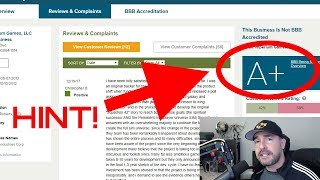 Why did Star Citizen meet with the Better Business Bureau?