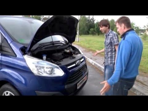 Ford Torneo Custom: народный тест Автопанорамы
