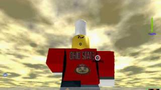 ROBLOX Music Video: We Will Rock You by: Queen