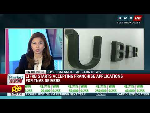 LTFRB starts accepting franchise applications for ride-sharing services