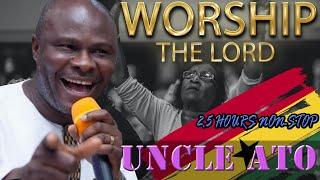 Uncle Ato Non stop worship mix