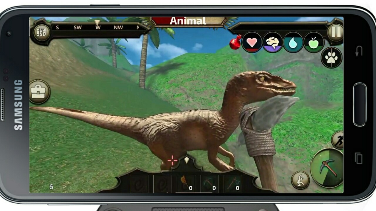 ARK: Survival Evolved (MOD, много ... - android-1.com