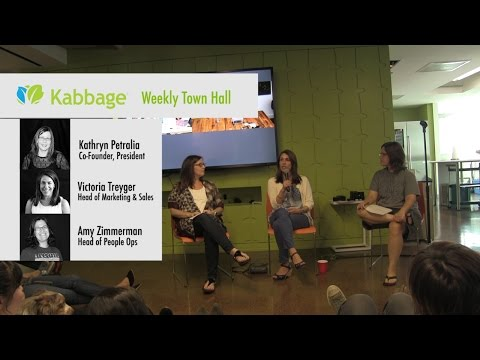 Kabbage Town Hall: Women in Small Business Month Panel