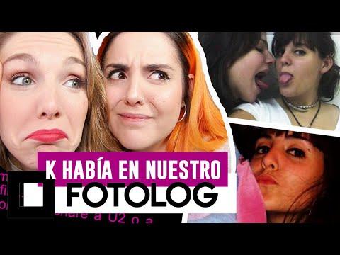 ¿QUÉ HABÍA EN NUESTRO FOTOLOG?   Andrea Compton ft Inés Hernand