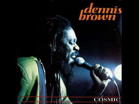 DENNIS BROWN ~ COSMIC ~ FULL ALBUM (OBSERVER) REGGAE