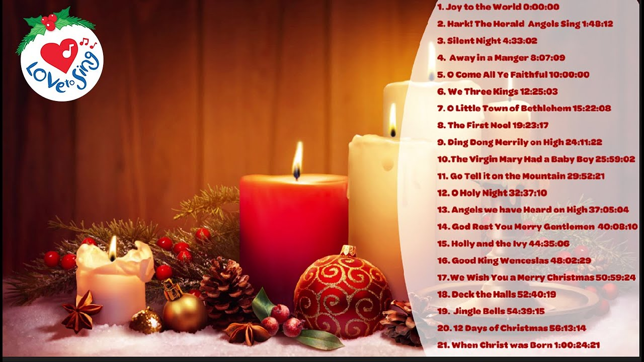 1 Hour Best Christmas Songs 2020