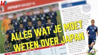 GROEP H - JAPAN: 'Spelers Als Honda Hebben De Macht Gegrepen'