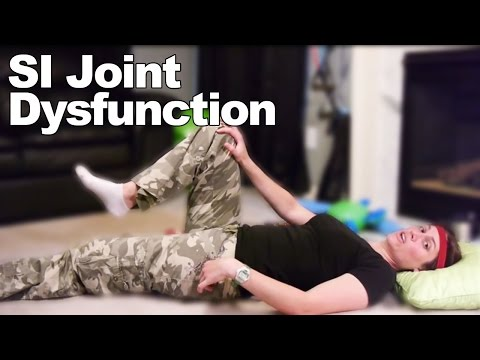 SI Joint Dysfunction Exercises & Stretches