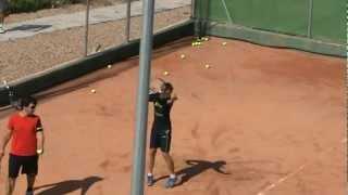 entrenamiento de tenis en tierra batida (3)