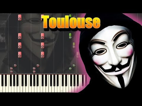 🎵 Toulouse - Nicky Romero [Piano Cover]
