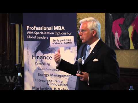 How to choose the right MBA program | WU Executive Academy