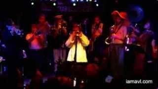 Empire Strikes Brass featuring a Debrissa Mckinney Set 2